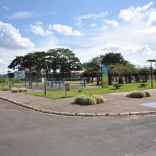 Parque Aeroporto - entre as ruas 24 de Fevereiro, Belo Horizonte, Tatuí e Salvador, no Jardim Aeroporto.