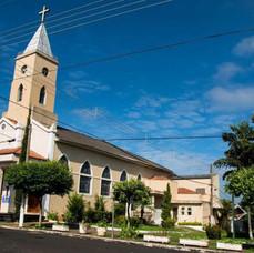 Paróquia Santa Teresinha do Menino Jesus - Rua Monte Aprazível, 206 - Vila Guzzo.
