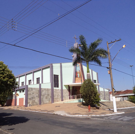 Paróquia São José - Rua Novais, 233 - Vila Celso Mouad.