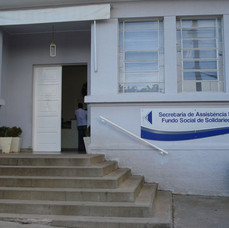 Secretaria de Assistência Social - Fundo Social de Solidariedade - Rua Natal, 212 - São Francisco.