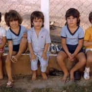 André da Rocha Nassori, Luciana Uchôa Rocha, Manoela Clemente Cordeiro, Thais Junqueira e José Júlio Rosa Bueno - Jardim Escola Castelinho.