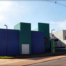 UPA - Unidade de Pronto Atendimento de Catanduva, na Avenida Theodoro Rosa Filho.