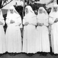 Irmãs Calvarianas.