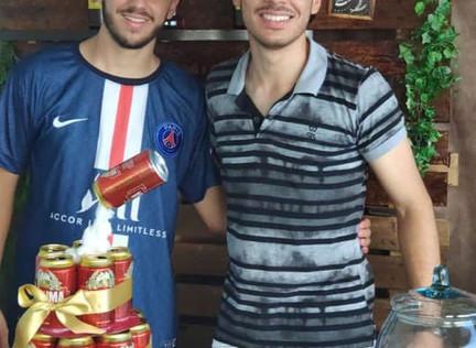 Guilherme e Leonardo Essi
