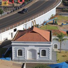 Unidade de Captação de Água São Vicente de Paulo - Rua Morro Agudo, nº 50 - Parque Iracema.