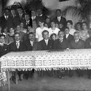 Posse da 1ª Câmara Municipal em Catanduva em 14 de abril de 1918.