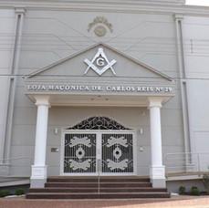 Loja Maçônica Dr. Carlos Reis nº 29 - Rua Mato Grosso nº 494 - Higienópolis.
