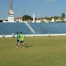 Estádio Municipal Silvio Salles - Rua Antonio Gonçalves de Oliveira, s/n - Bairro Vila Soto