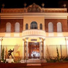 Sociedade Hispano Brasileira de Catanduva - Praça da Independência, 139 - Higienópolis.