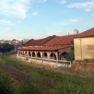 Estação Ferroviária de Catanduva, Antiga Estação da Estrada de Ferro Araraquara - EFA.