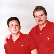 Carlos Eduardo de Oliveira Santos e Pedro Luis Boso.