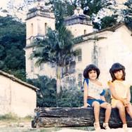 Ana Helena Bauab Carvalho e Marina Bauab Carvalho.
