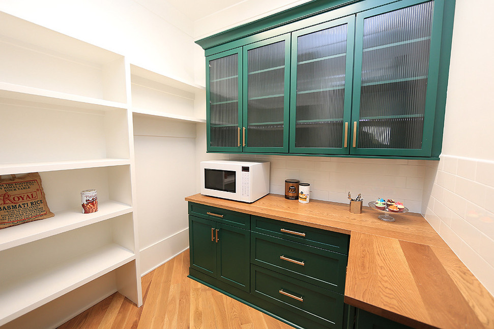 Pantry for everything!