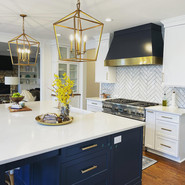 Now open floor plan that is beautiful and functional