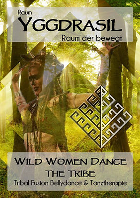 Flyer_Wild-Women-Dance_The-Tribe_FRONT_N