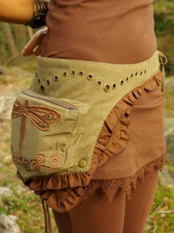 Dragonfly Flounce Bag