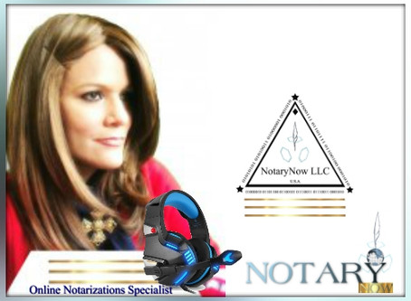 Online Notarization Specialist +