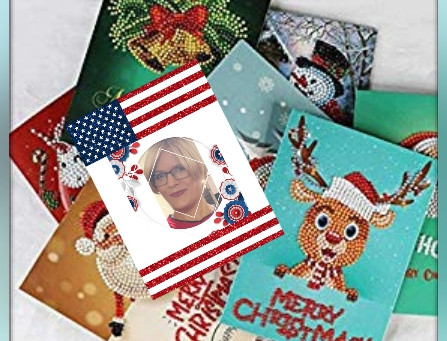 Christmas Cards in The Mail!