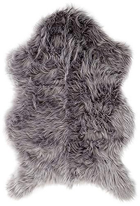 Ultra Soft Faux Sheepskin Area Rug