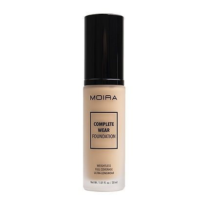 MOIRA Complete Wear Foundation