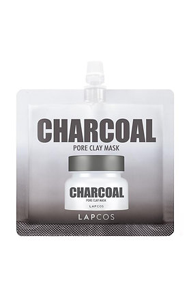 LAPCOS Charcoal Pore Clay Mask