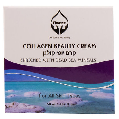 Dead Sea Collagen Beauty Cream