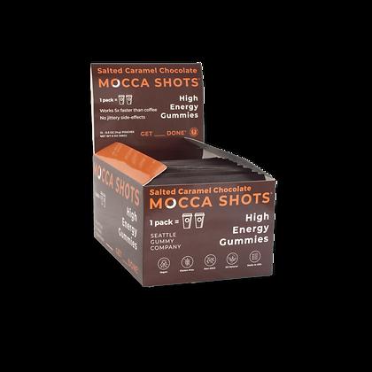 Mocca Shots High Energy Caffeine Gummy