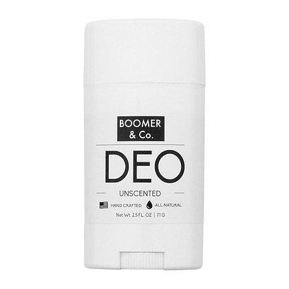 Deo Unscented Deodorant