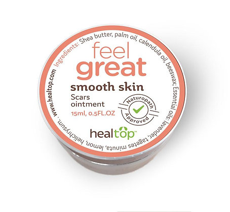 Smooth Skin - Scars Ointment