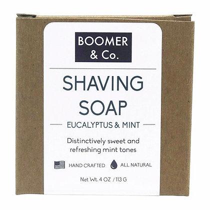 Eucalyptus & Mint Shaving Soap Bar