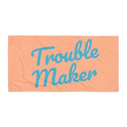 Trouble Maker Towel