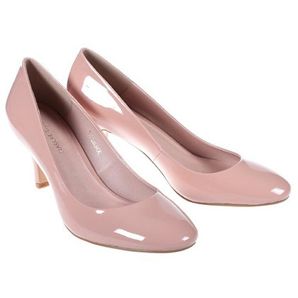Patent Pumps (Pink)
