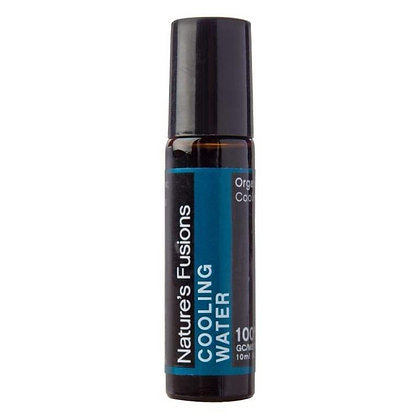 Cooling Water Roll-On With Organic Coconut Oil - 10ml