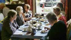 Higham Hall Tea