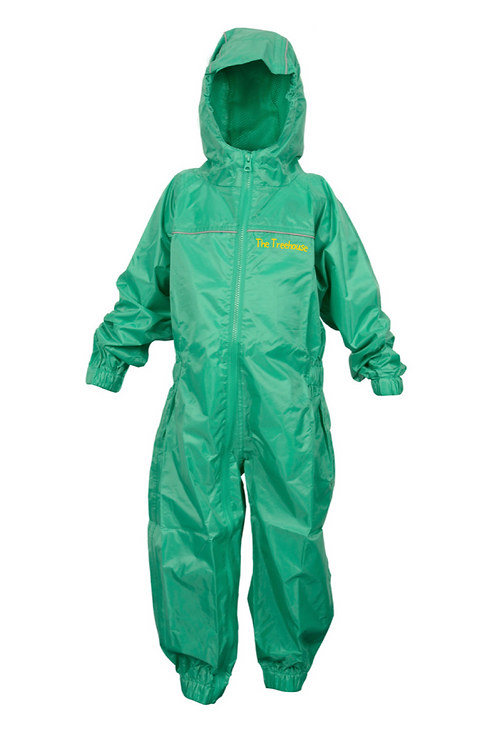 Treehouse waterproof suit