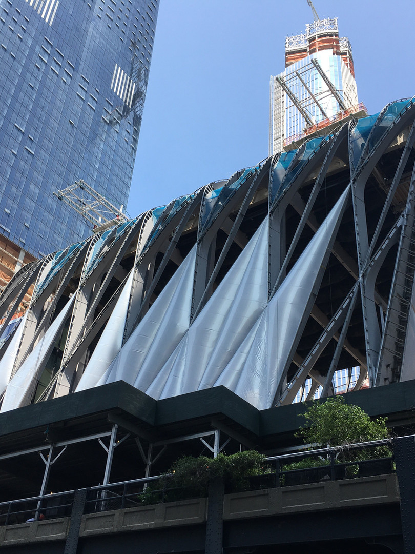 Culture Shed @ Hudson Yards