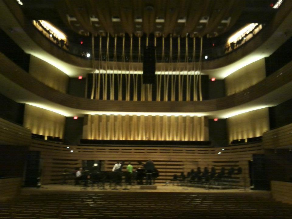 Koerner Hall - Toronto, 2012
