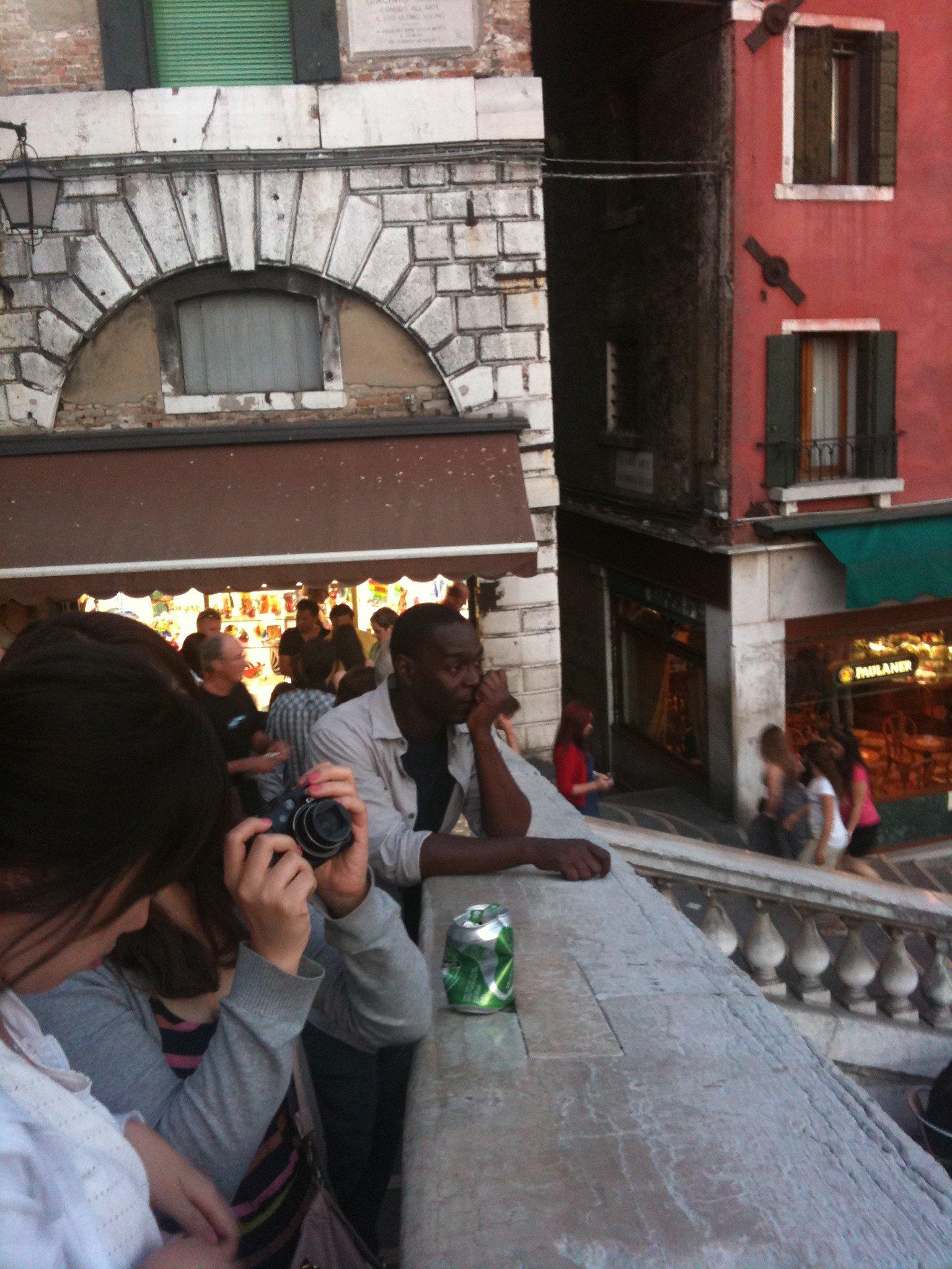 Contemplating Venice - 2011