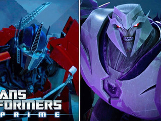 Transformers: Prime Review