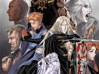Castlevania Season Four: The Best It's Ever Been