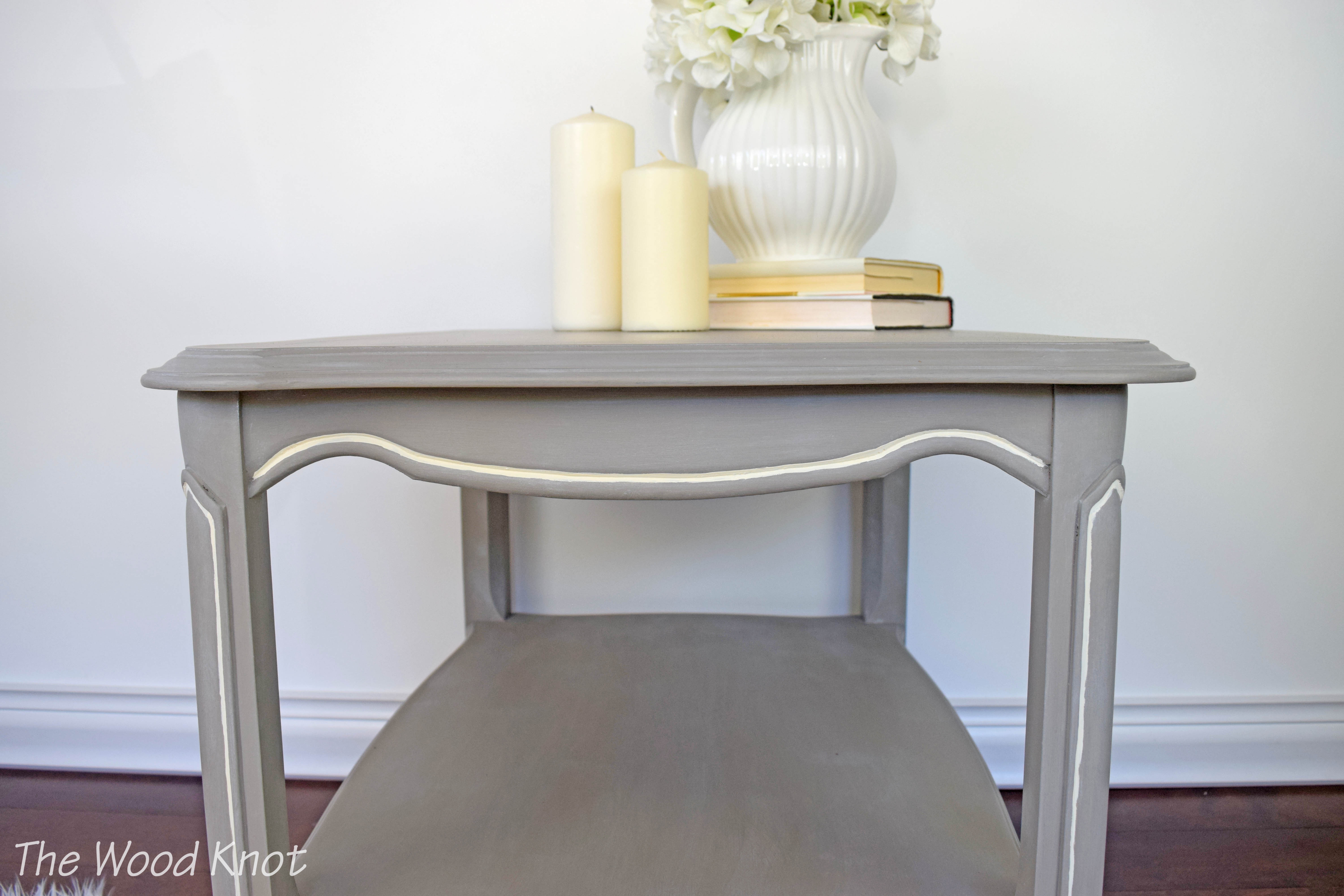 French Provincial, French Country Side Tables Annie Sloan ...
