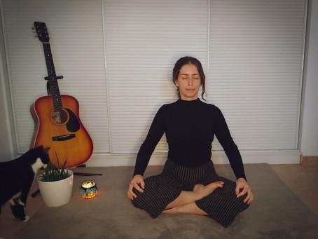 Yoga Meditativo | Prática 45 minutos