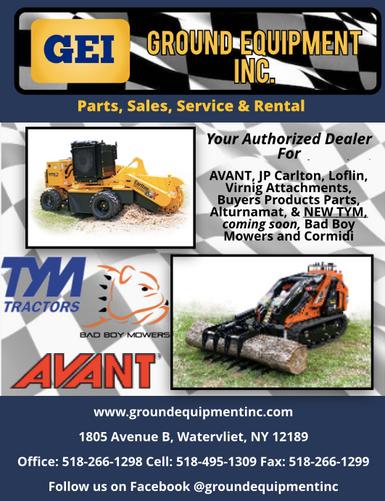 Ground Equipment Inc Flyer