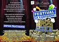 Festival Ça Cartonne 2019 (dépliant extérieur)