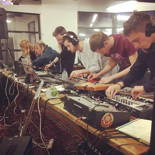 Push:Music for Reform Radio