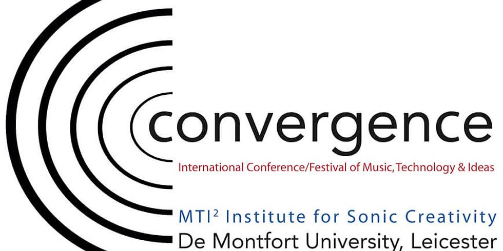 Convergence (Conference at De Montfort University)