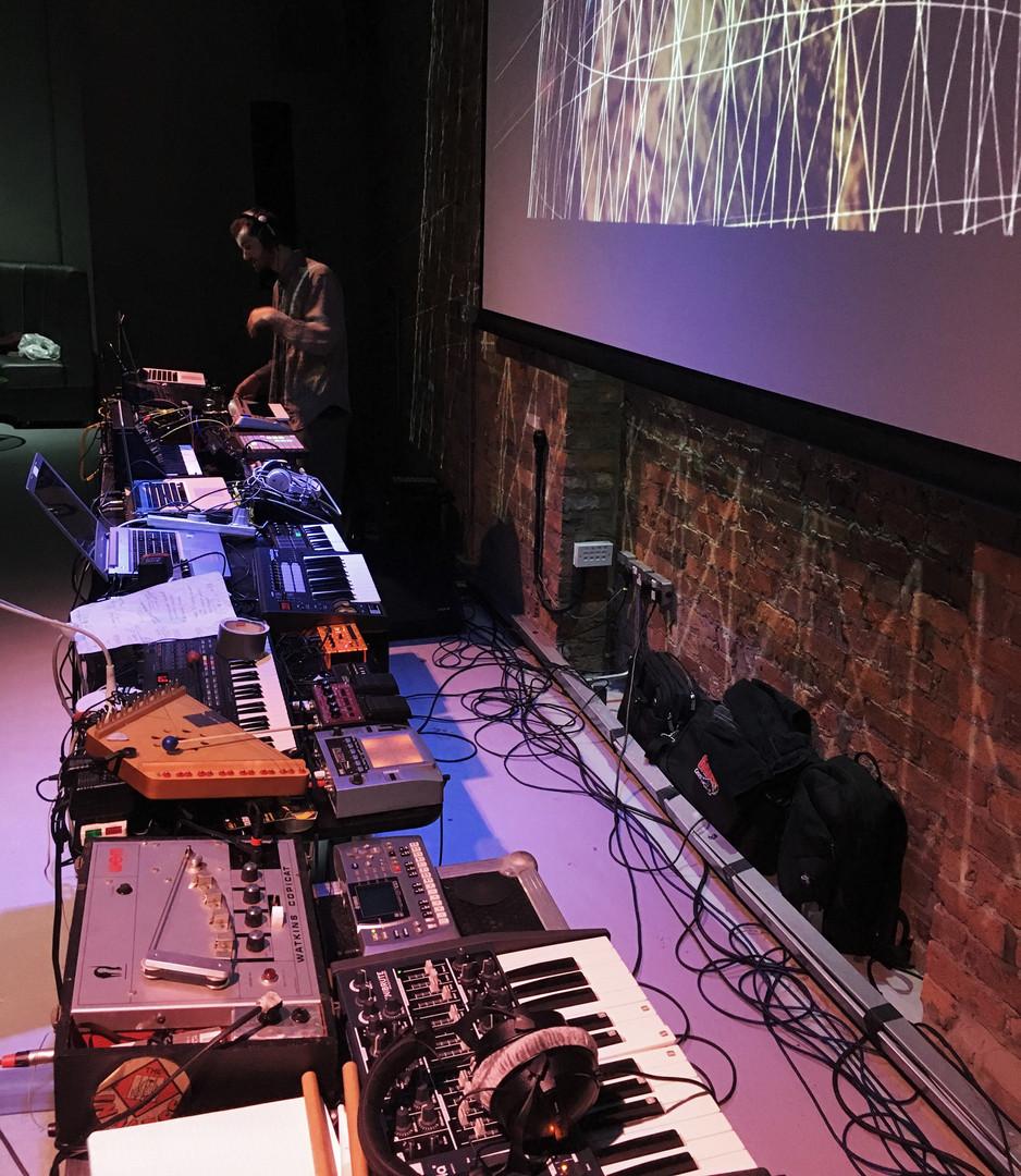 Push:Music at Texture