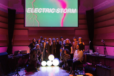 Electric Storm Residency with Delia Derbyshire Day