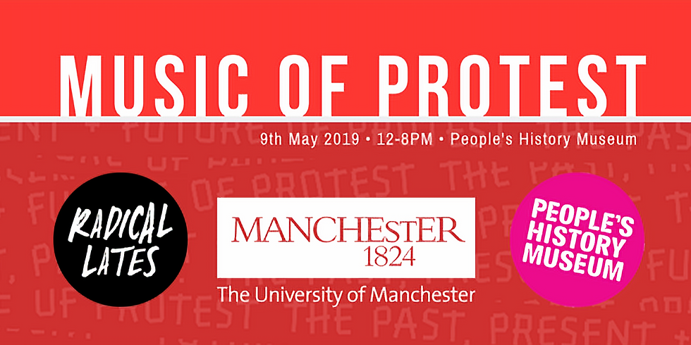 Radical Lates: Music of Protest at The People's History Museum