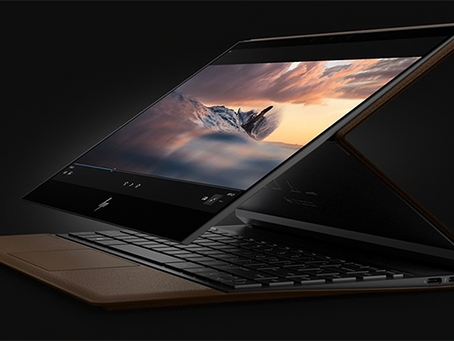 Leather Laptop Anyone?